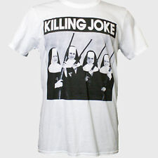 KILLING JOKE METAL ROCK T-SHIRT alien sex fiend sisters of mercy bauhaus S-3XL
