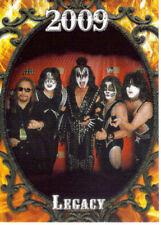 Kiss 360 Press Pass Cards U-Pick Lot of 5