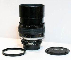 Nikkor 105mm f1.8 AiS [s/n191583]