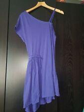 DKNY BNWT Ladies Dress Purple size Medium M Donna Karan New York