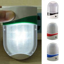 Lumière de nuit Pour enfant LED matériel sensible en amande sans stimulation