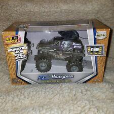 New Bright Monster Jam RC Mohawk Warrior Full Function 1:43 Scale Truck Boys