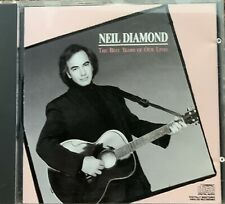 Neil Diamond Cd The Best Years of Our Lives
