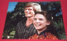 MELISSA GILBERT SIGNED LITTLE HOUSE ON PRAIRIE RARE SMILING STILL PHOTO AUTO COA
