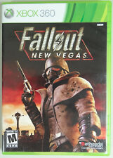 Fallout New Vegas Video Game Xbox 360 2010 Complete Fall Out 1 Player Rated M 17