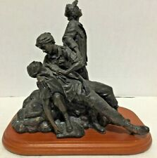 GLENNA GOODARCE (1939-2020) VIETNAM WOMEN'S MEMORIAL CAST SCULPTURE 2001- 1/0601