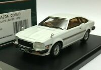 1/43 HI STORY HS141WH MAZDA COSMO COUPE LIMITED (1979) WHITE model car