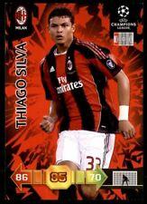 Panini Adrenalyn XL UEFA Champions League 2010/2011 AC Milan Thiago Silva