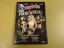 DVD / STRIPPERS VS. WEREWOLVES ( ADELE SILVA, ALI BASTIAN... )