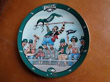 "NFL Philadelphia Eagles Spectacular Spectator Collector Danbury Mint 8"" Plate"