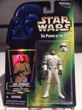 Star Wars Figure, Luke Skywalker in Stormtrooper Disguise, w/Halo
