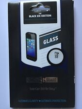Tempered Glass Screen Protector for LG G3 Gadget Guard Black Ice NEW