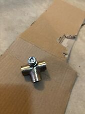 Mini Morris/ Leyland Brake Brass T Piece Union