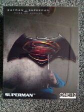 MEZCO ONE:12 Collective Batman Vs Superman Superman Action Figure