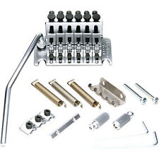 Genuine Floyd Rose Special Series Tremolo Bridge set CHROME & R2 Nut
