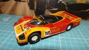 SCALEXTRIC PORSCHE 962 Le Mans CAR - With New Tyres !