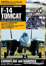 F-14 Tom Cat Detail Photo Book September 2020 Magazine Ship Model Special