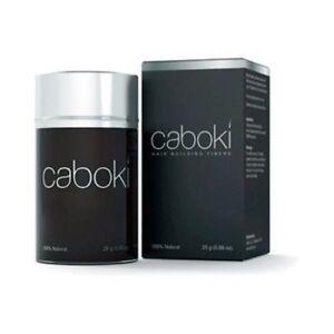 Latest Caboki Hair Building Fiber - 25gms Black Color BEST DEAL