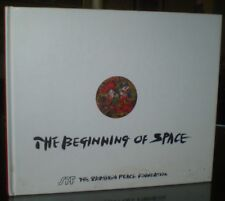 SOTARO TAKANAMI SIGNED, ART, SASAKAWA PEACE FOUNDATION, BEGINNING OF SPACE
