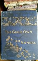 THE GIRLS OWN ANNUAL ILLUSTRATED  1886 / 1887  .832 BRILLIANT PAGES