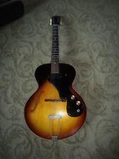 New ListingOriginal Gibson 1963 Electric Guitar Sunburst 6-Strings With Case