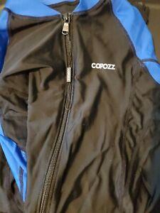 Copozz Mens Diving Skin, Thin Wet Suit Size L.