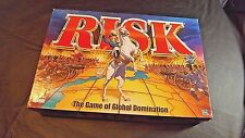 RISK BOARD GAME 1998 PARKER BROTHERS HASBRO - NO PRINTED INSTRUCTIONS