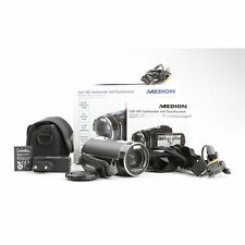 Medion Life X47023 (Md 86423) Full-Hd Camcorder With Touchscreen + Top (230076)