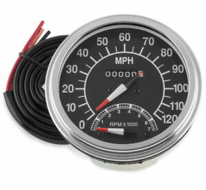 Biker's Choice Speedo/Tach Combo for Fat Bob Dashes 169165