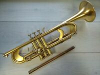 Rare Trumpet GETZEN Genesis 3003 Rick Braun, Ready to use, Good condition!