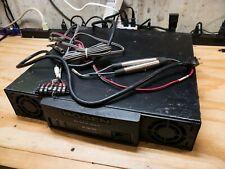 Bogen Black Max X300 70v Dual Channel Amplifier