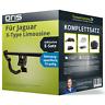 Anhängerkupplung ORIS abnehmbar für JAGUAR X-Type Limousine +E-Satz Kit NEU