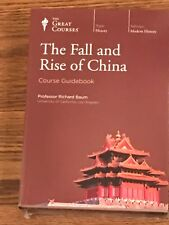 Teaching Co Great Courses  DVDs        THE FALL and RISE OF CHINA   new & sealed