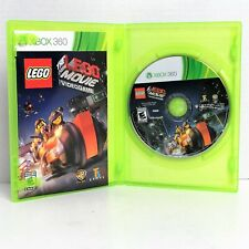 The LEGO Movie Videogame (Microsoft Xbox 360, 2014) Complete Tested Ships Fast
