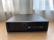 HP Elite 8300 SFF Desktop/Computer/PC Core i5-3470 4GB Ram 250GB HDD Win10 Pro