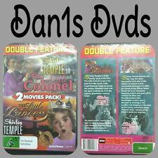Shirley Temple DVD & Blu-ray Movies Full Screen
