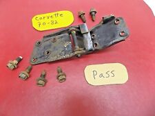 May 1970-1982 Corvette OEM Part Passenger Door Hinge Lower