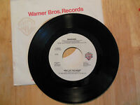 BANDANA Heat Of The Night / It's Just Another Heartache WB NEW 45
