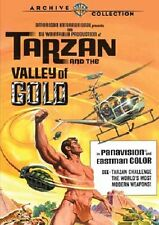 Tarzan and the Valley of Gold DVD 1966 Mike Henry, Nancy Kovack, David Opatashu