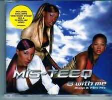 (DO220) Mis-teeq, B With Me  - 2002 CD
