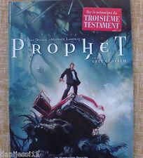 Prophet, Tome 1, Ante Genesem, Xavier & Mathieu, Les Humanoïdes Associés, 2000