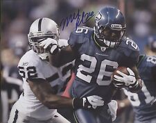 Michael Robinson Seahawks Autographed 8x10 Photo SPH 0031