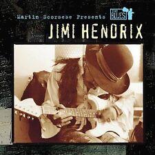 Martin Scorsese Presents the Blues Jimi Hendrix Rare CD