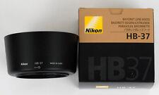 NIKON pare-soleil HB37 pour zoom AF-S DX VR 55-200 f/4-5,6