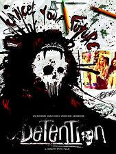 NEW DVD // Detention - Shanley Caswell, Aaron David Johnson, Dane Cook, Spence