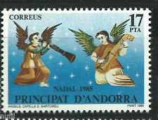 ANDORRA  Edifil # 189 ** MNH Set. Navidad / Christmas / Nöel