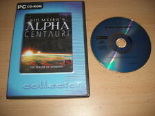 Sid Meier's Alpha Centauri Pc Cd Rom co-Rts Entrega Rápida