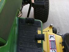 John Deere 425-445-455 Revised Reverse Pedal...Non-Adjustable with rubber pad