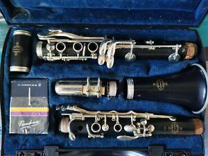 Buffet Crampon E10 Clarinetto sib in ebano usato