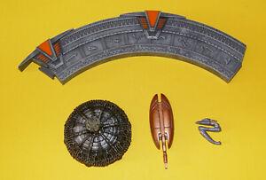 Stargate Diamond Select Toys - Zubehörteile zum aussuchen